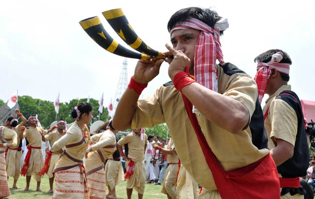 essay on bihu